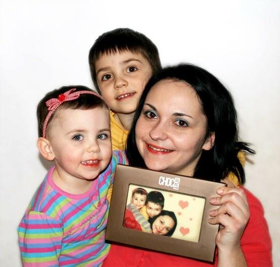 Nagroda specjalna Pani Karolina Daniluk  Nagroda: Zestaw Lubię czekoladę II