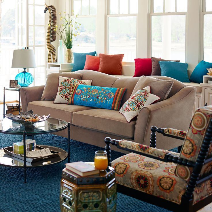 62 Best Teal Living Room With Accents Of Grey Orange: Best 25+ Taupe Sofa Ideas On Pinterest
