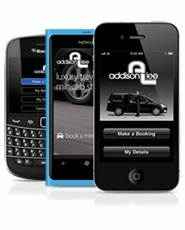 We will borrow ideas from applications like Addison Lee's to ensure that ours is as easy to use and accessible for our customers