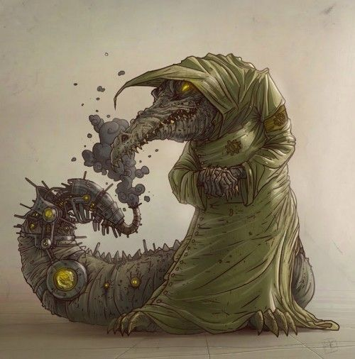Illustrations by Michał Dziekan - What an ART!