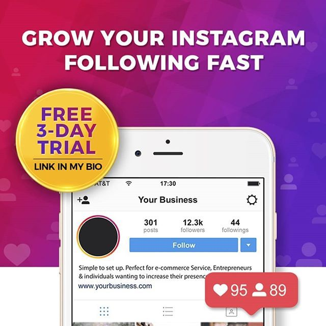 Want to grow your Instagram followers from 0 to 10k in just