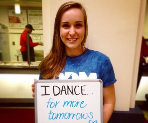 Pitt Dance Marathon. Dance for more tomorrows. #whydancemarathon