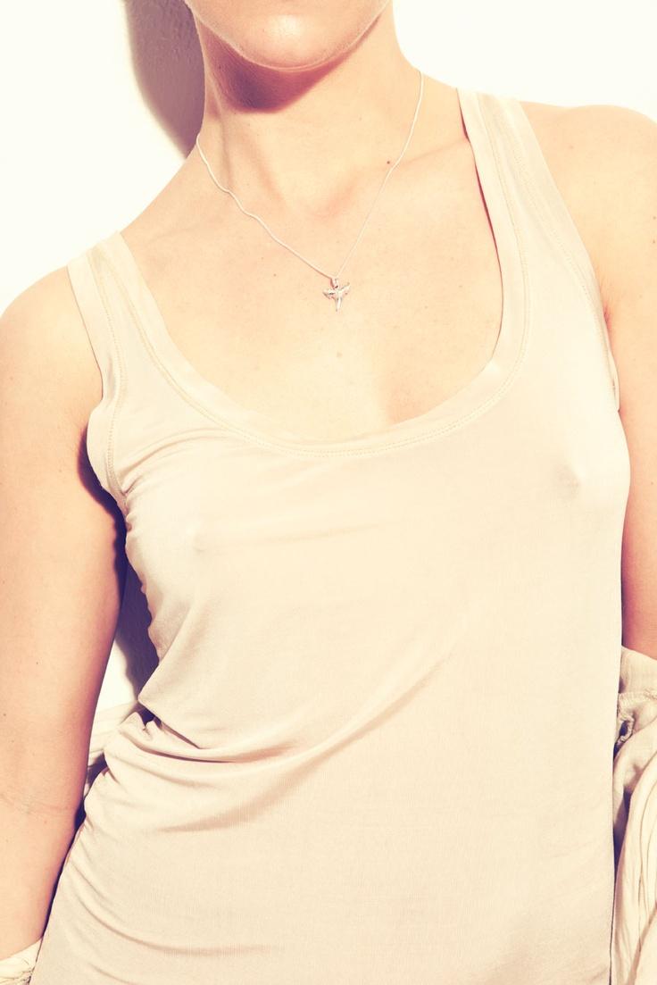 BITE ME NECKLACE  #corneliawebb #charmed