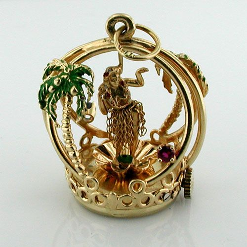 Best Charm Bracelet: 567 Best Images About Vintage Charms