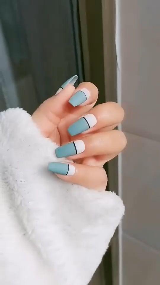 #manicure #nailart #nails nailideas