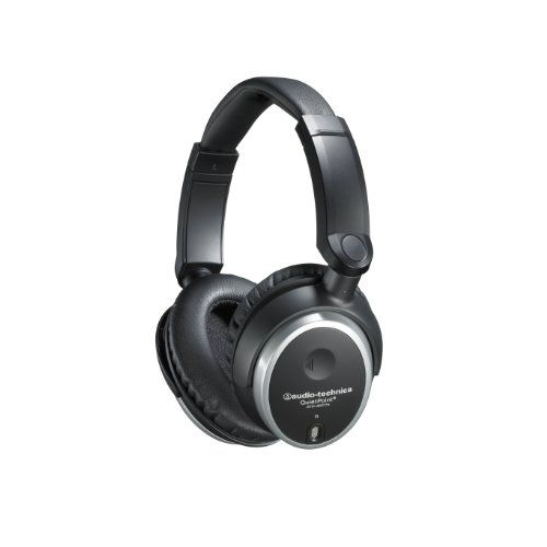 Audio-Technica ATH-ANC7B QuietPoint Active Noise-Cancelling Closed-Back Headphones - Wired - http://www.darrenblogs.com/2017/02/audio-technica-ath-anc7b-quietpoint-active-noise-cancelling-closed-back-headphones-wired/