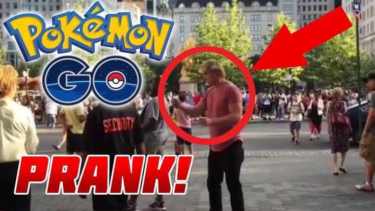 Пранк Покемон Го  Pokemon Go. Надул 2000 игроков!!! Розыгрыш Покемон Го ...