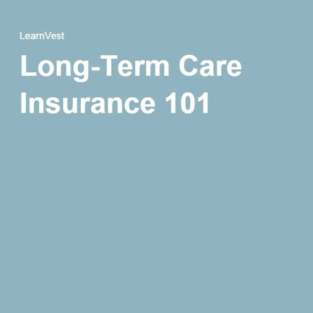 Life Insurance Quotes For Seniors: 17 Best Ideas About Long Term Care On Pinterest