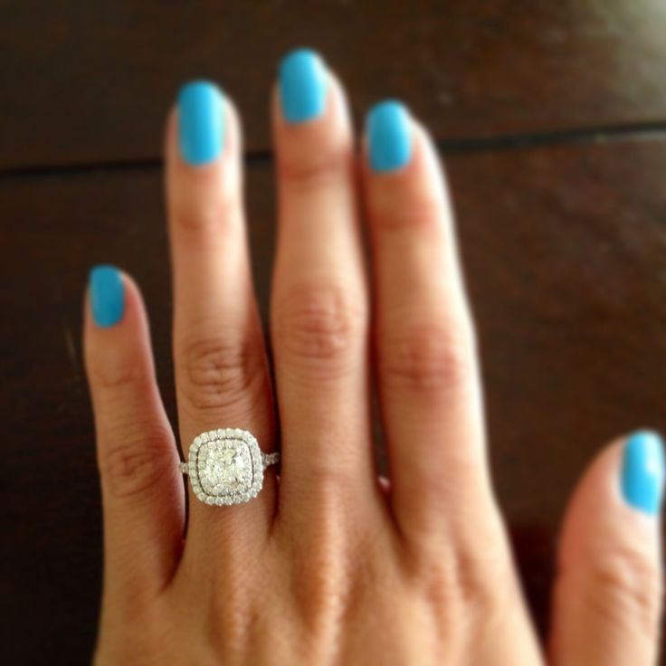 04 Carat Bands: It's Illusory-gigantic. Ring Is A 1.04 Carat Modified