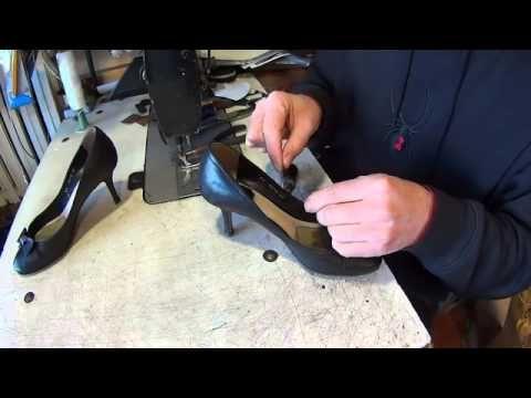 Как сделать руками шов как на швейной машинке. - YouTube
