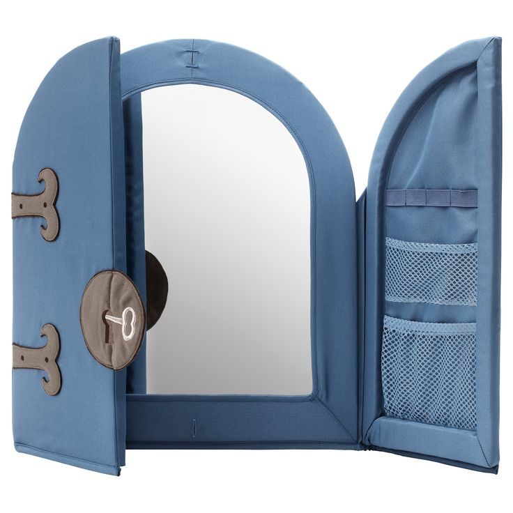 So cute for a little boy 39 s room with a castle theme for Mirrors for kids rooms