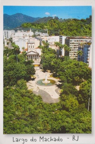 Largo do Machado, Rio de Janeiro, RJ (Brazil)