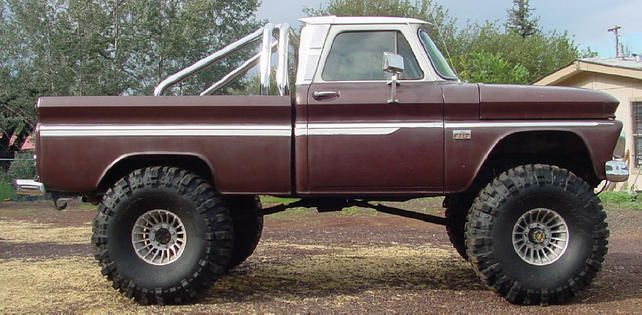 60-66 Chevy And GMC 4X4's Gone Wild - Page 3 - The 1947 - Present Chevrolet & GMC Truck Message Board Network