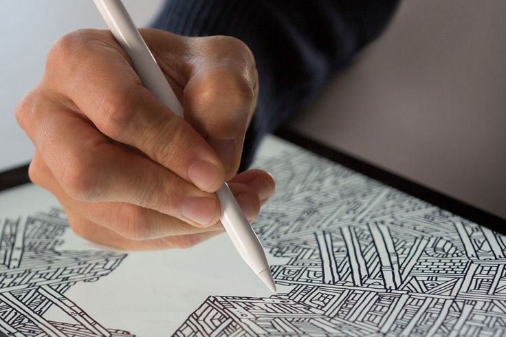 Whip out your Apple Pencil and try out the 8 best iPad Pro drawing apps http://www.digitaltrends.com/mobile/best-ipad-pro-drawing-apps/