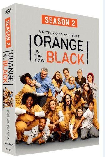 Orange is the New Black - Kausi 2