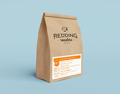 """Check out new work on my @Behance portfolio: """"Redding Roasters"""" http://be.net/gallery/43018851/Redding-Roasters"""