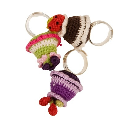 Amigurumi Adjustable Ring : 1000+ images about Crochet: Sweets on Pinterest Pastries ...