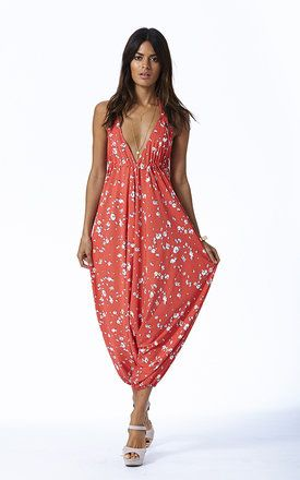 http://www.silkfred.com/boutiques/dancing-leopard/clothing/genie-jumpsuit-in-coral-floral