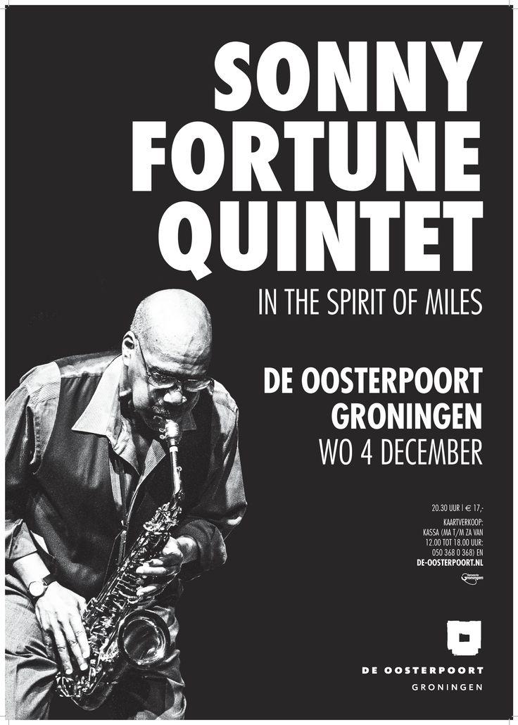 Saxofonist Sonny Fortune (1939) heeft binnen de jazzwereld een legendarische status. Hij speelde met onder anderen Nat Adderley, George Benson, Dizzy Gillespie en Miles Davis, met wie hij in de jaren zeventig vier albums opnam. Op zijn eigen cd's bracht Fortune meerdere malen een eerbetoon aan het bezwerende spel van zijn grote voorbeeld John Coltrane. Tijdens dit concert speelt hij met zijn uit internationale jazzmusici samengestelde kwintet geheel 'In the spirit of Miles'.