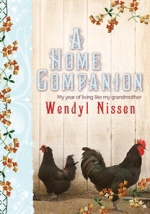 Excellent Book..A Home Companion is the book for any woman who finds herself yearning to get her hands covered in soil, rid her house of nasty chemicals, nurture her family and become a green goddess - even if it's just at the weekends