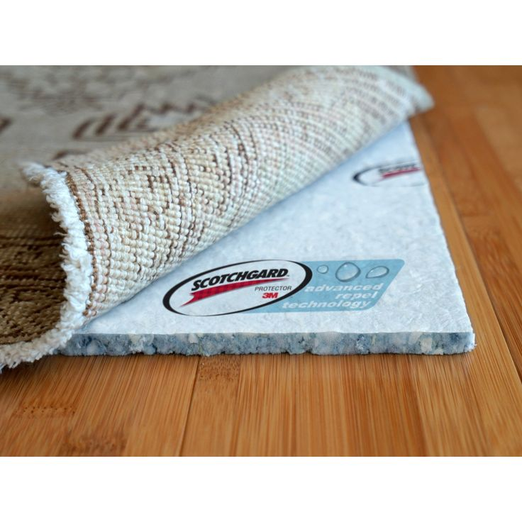 SpillStop Advanced Technology Waterproof Cushioned Rug Pad (7' x 11') (7x11), Size 7' x 10' (Synthetic)
