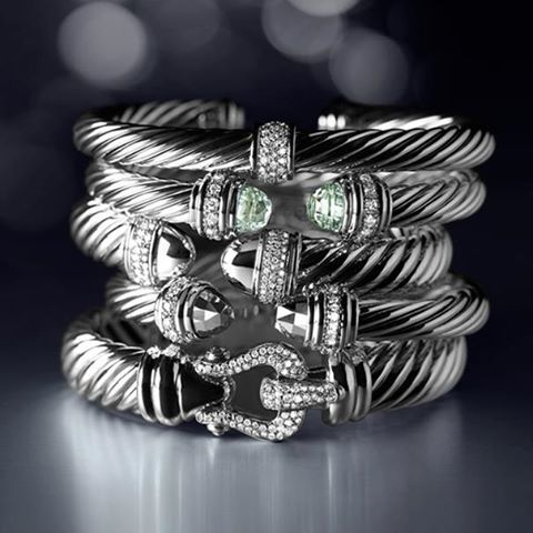 Area- David Yurman Bracelets