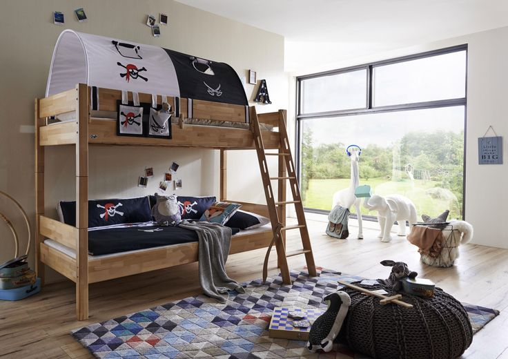 Einzel-/Etagenbett lila, FSC®-zertifiziert, Relita Jetzt bestellen unter: https://moebel.ladendirekt.de/kinderzimmer/betten/etagenbetten/?uid=3e888865-56d8-5c28-8048-df32cf292131&utm_source=pinterest&utm_medium=pin&utm_campaign=boards #etagenbetten #kinderzimmer #betten