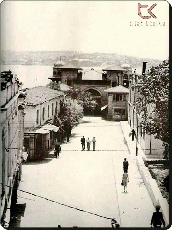 Beşiktaş, İstanbul, 1940 öncesi...