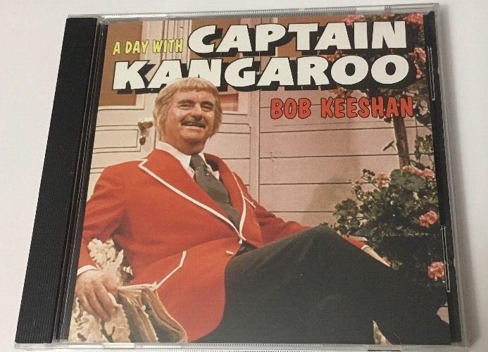 A Day with Captain Kangaroo * by Bob Keeshan [Captain Kangaroo] (CD, 2000, Sony…