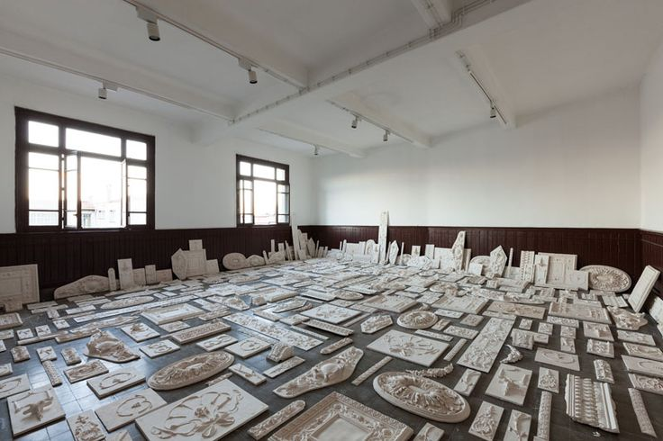 The 14th Istanbul Biennial, 'SALTWATER: A Theory of Thought Forms', runs until 1 November 2015.