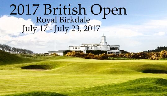 The 2017 Open Championship, also called the 2017 British Open, begins Thursday at Royal Birkdale Golf Club in Southport, England. This major has produced nine different winners over the past nine years. Odds for this year's tournament promises another highly competitive contest. Jordan Spieth and Rickie Fowler are +1400 co-favorites at press time; Dustin Johnson and Jon Rahm are close behind at +1600, followed by Sergio Garcia at +1800.