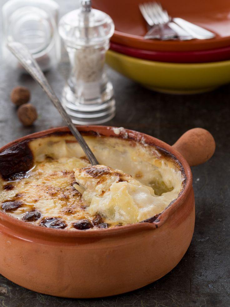 Gratin Dauphinois – patate gratinate alla francese