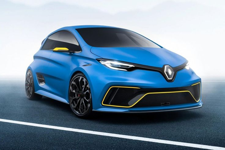 2019 Renault Zoe e-Sport Redesign And Price