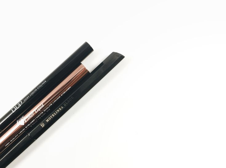 Best Japanese Liquid Eyeliners - review of Loveliner, Flow Fushi, and D. U. P.