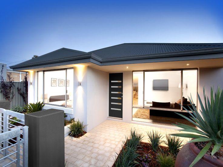 Jarrah Jungle: Picking Our Exterior House Colours