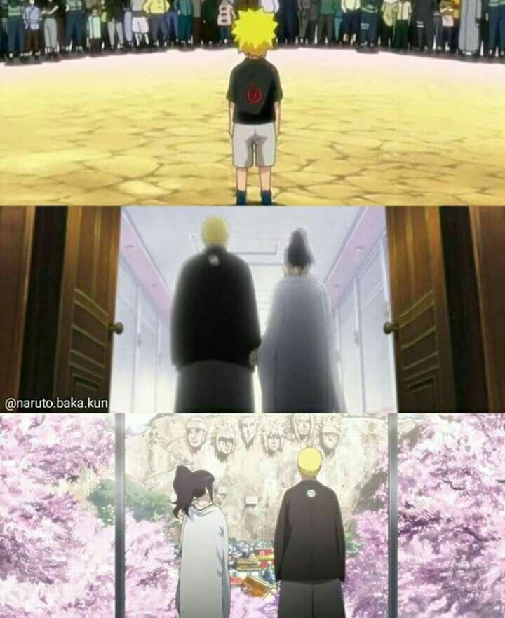 Infelizmente Naruto acabou na quinta feira teve o último ep de Naruto mais anda bem que vai ter Boruto