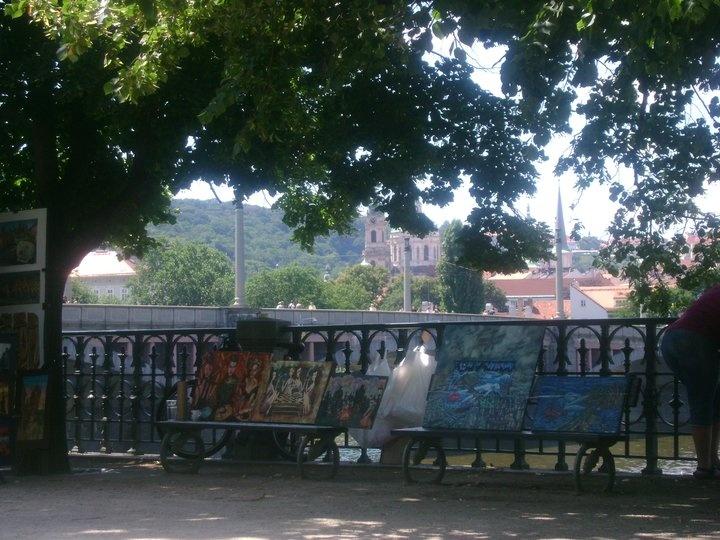 Some beautiful Art in Prague <3