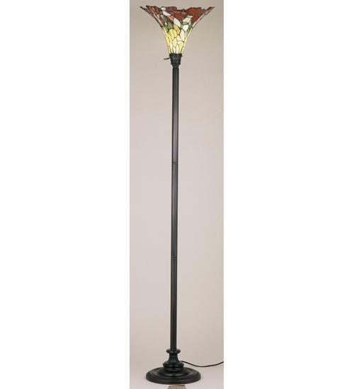 71 Inch H Tulip Torchiere Floor Lamps