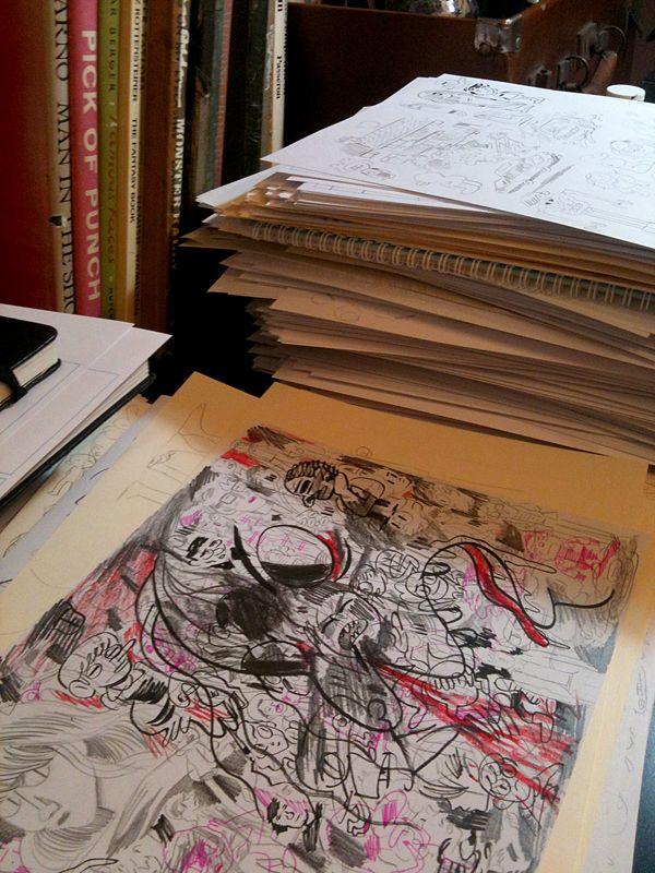 sketchpile