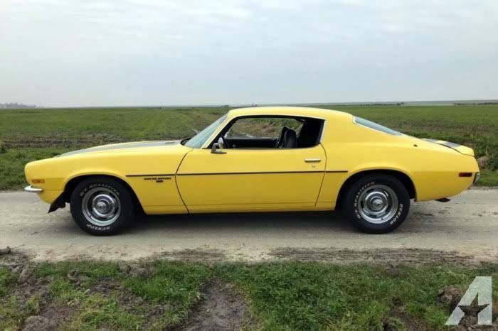 1972 Chevrolet Camaro for sale in Daytona Beach Florida