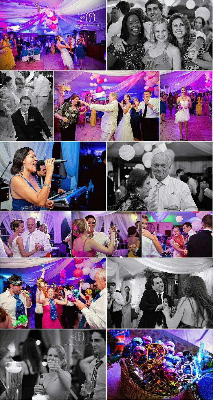 Valle Escondido Wedding Photography Boquete Panama Destination Wedding Photographer Tropical Reception Party Shots
