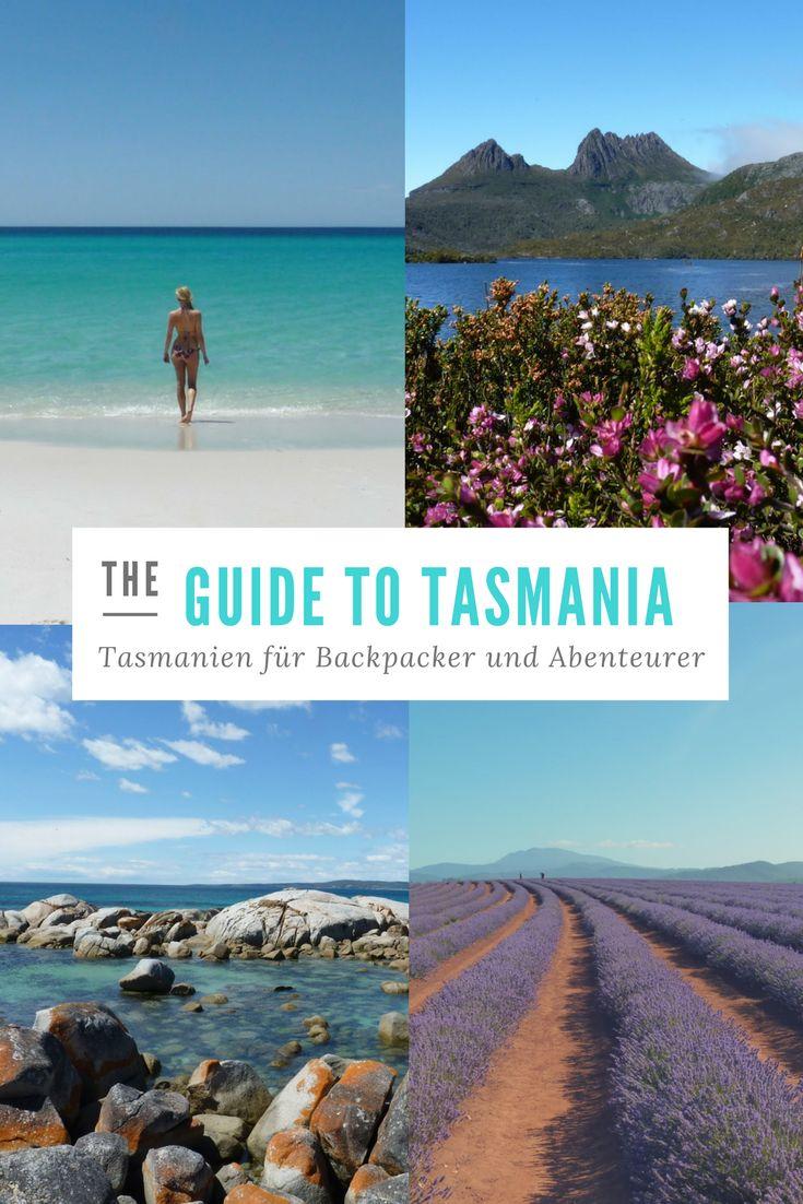 Backpacking-Tipps für Tasmanien! Entdecke einen der schönsten Staaten in Tasmanien! Hier kannst du wunderbar campen und Abenteuer pur genießen. Tasmanien ist noch nicht so überlaufen wie die Ostküste in Australien und bietet neben traumhaften Stränden atemberaubende Nationalparks. Schau dir unsere Tipps für die besten Route und Backpacking und Camping in Tasmanien an!