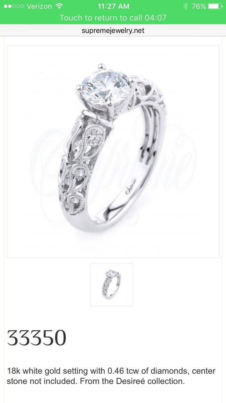 299 best Vintage Engagement rings images on Pinterest ...