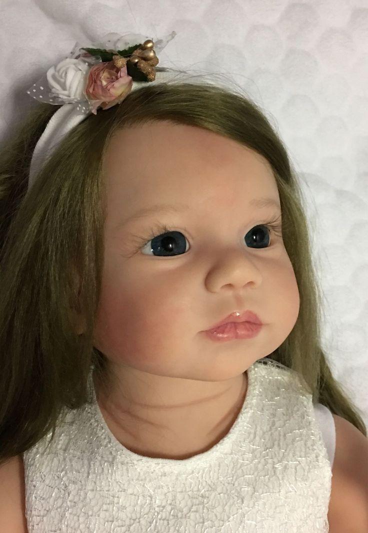 Reborn Doll / Габриела-моя принцесса - куклы реборн, габриэлла, куклы, игрушки, коллекционные куклы