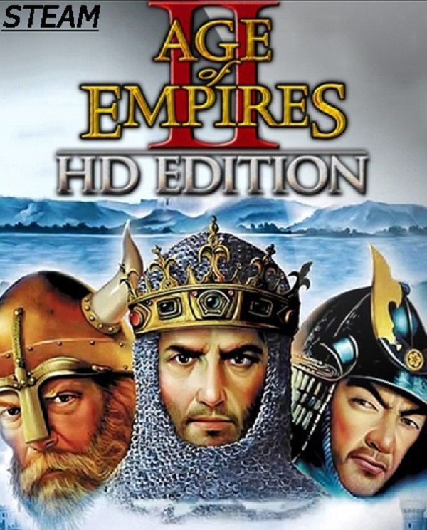 Age of Empires II HD (STEAM GIFT) DIGITAL 6,23€