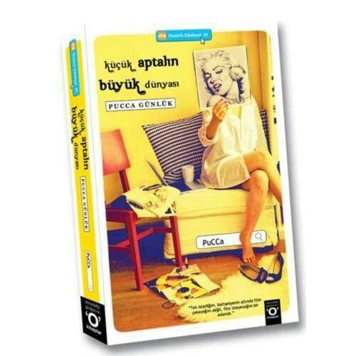 Pucca günlükleri 5 kitap birden set olarak isteyebilirsiniz.  Watshapp aracılığıyla. 90 TL.