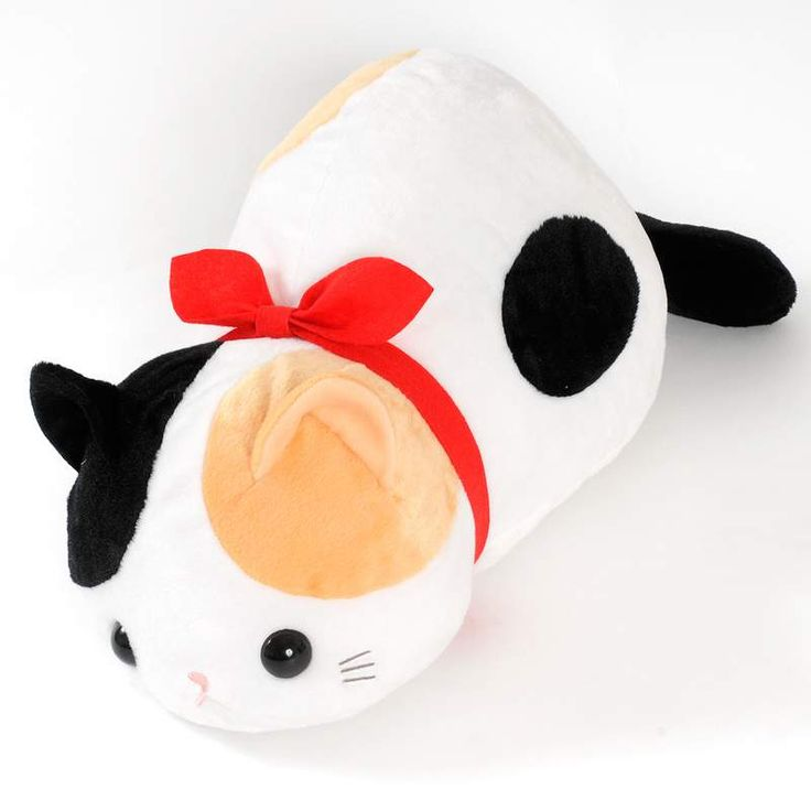 picture of Tsuchineko Mike Buchi Colle Plushies (BIG) 1