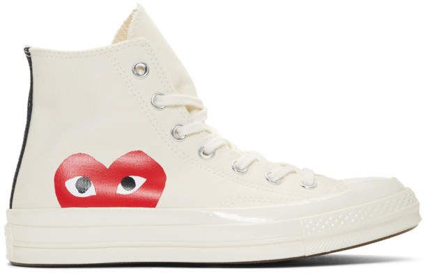 Sneakers | Off white converse, Sneakers