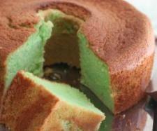 Recipe Pandan Chiffon Cake by Thermomix in Australia - Recipe of category Desserts & sweets