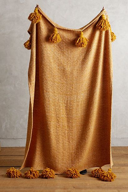 Temple Bells Throw - anthropologie.com